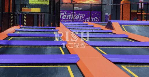 How to reduce the risk in the management of trampoline park?